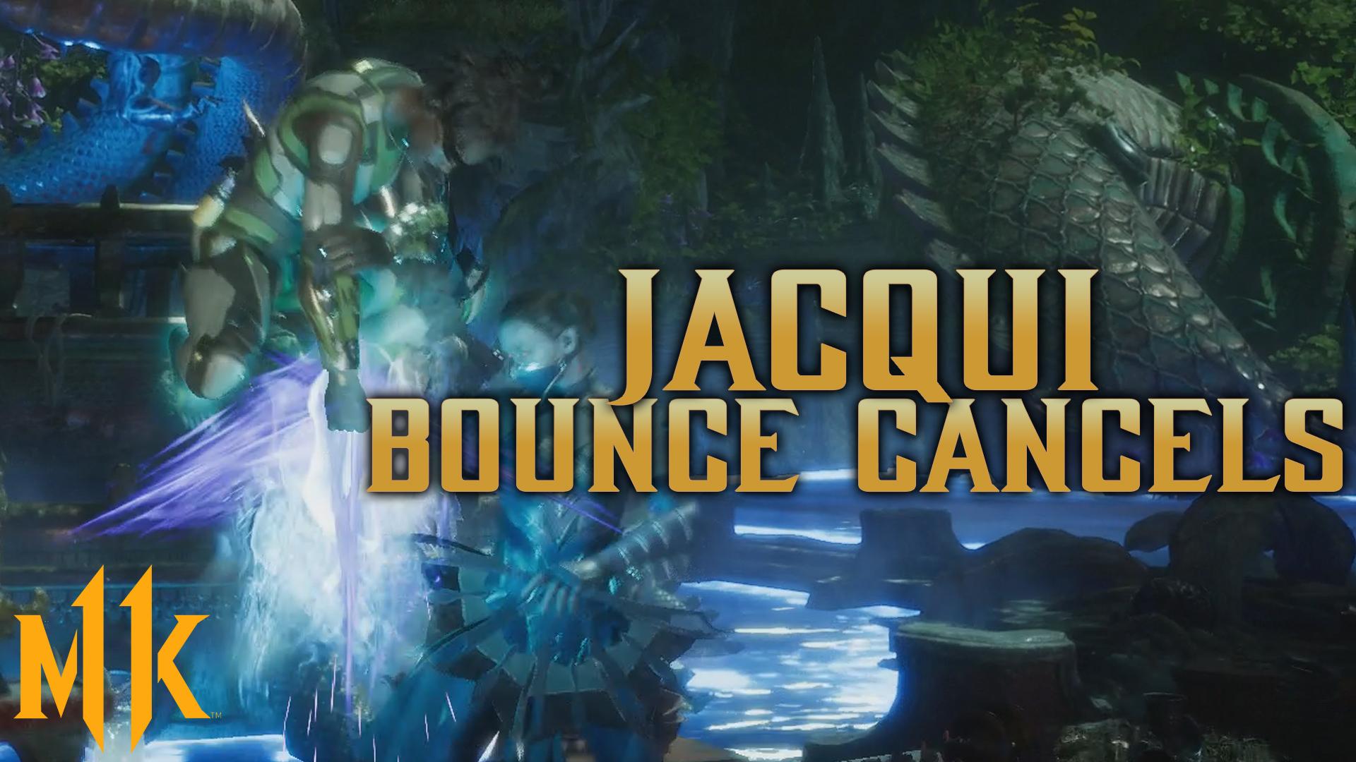 Bionic Bounce Cancel Guide