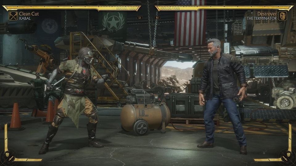 Fighting the Terminator