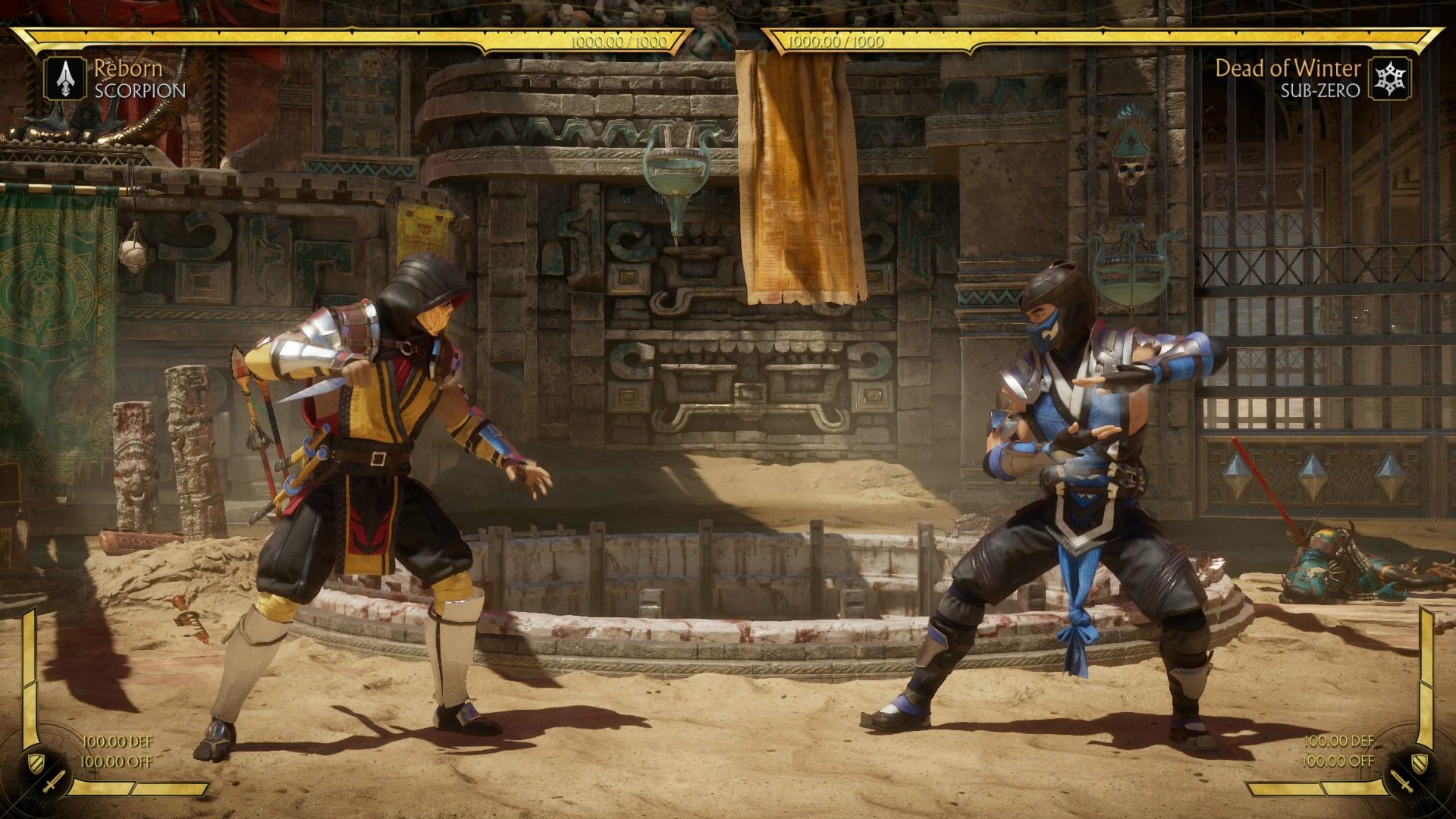 Mortal Kombat 11: How to Play – Kombat Akademy
