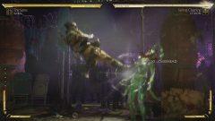 Jump Kick Option Select