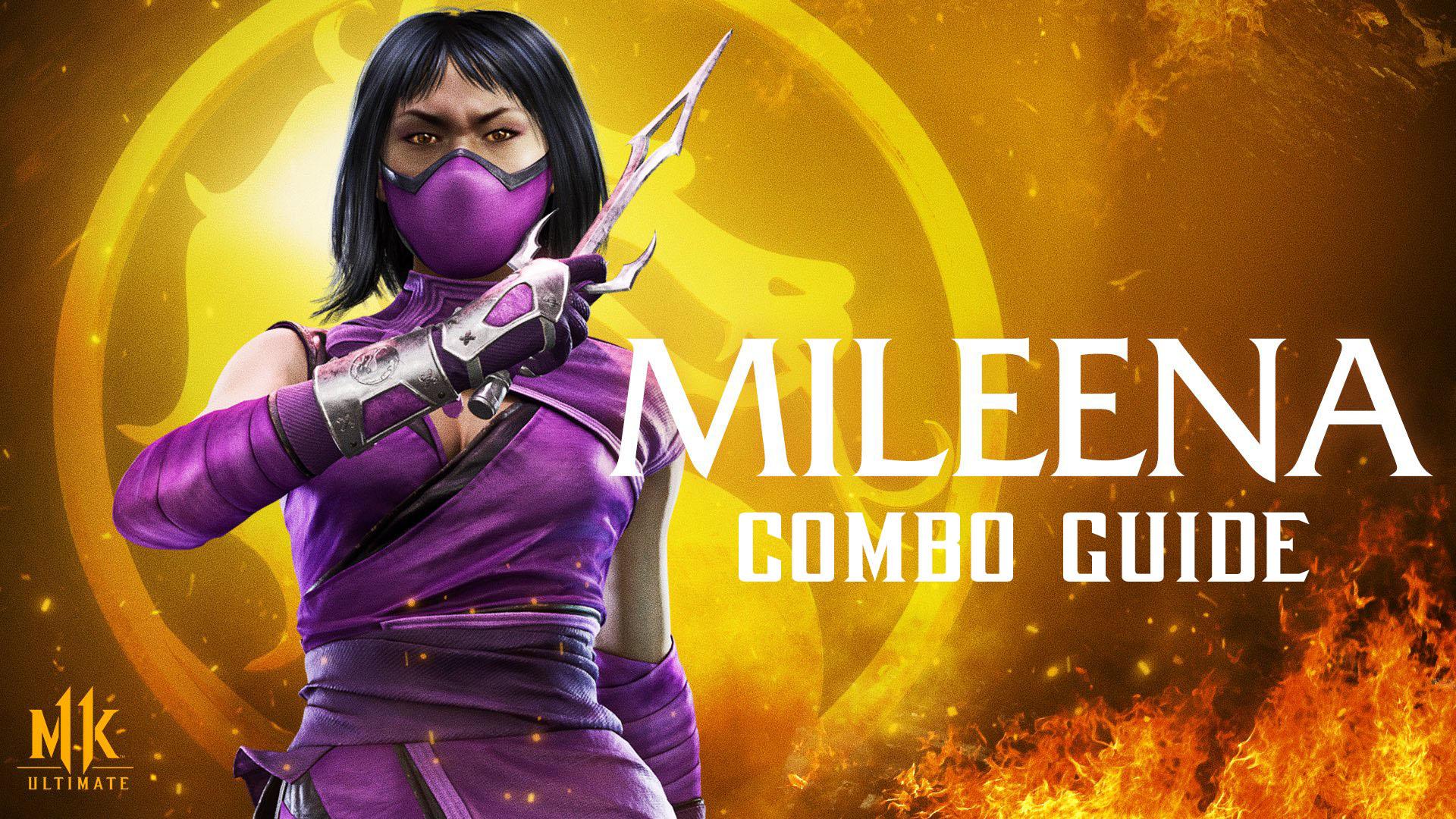 Mileena Combo Guide