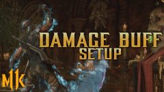 Nightwolf Damage Buff Setup