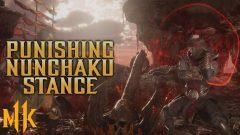 Punishing Nunchaku Stance