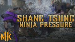 Ninja Mixups & Pressure