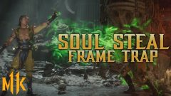 Soul Steal Frame Trap