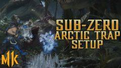 Arctic Trap Setup